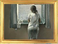 «Женщина у окна»