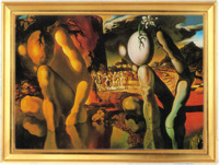 «Метаморфоза Нарцисса» (1937)